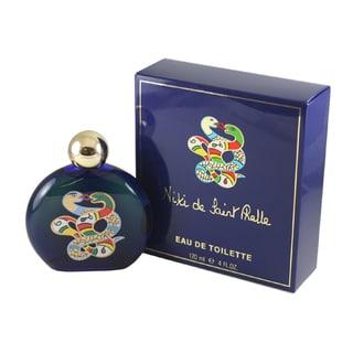 Niki De Saint Phalle Women's 4-ounce Eau de Toilette