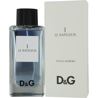 Dolce & Gabbana 1 Le Bateleur Men's 3.3-ounce Eau de Toilette Spray