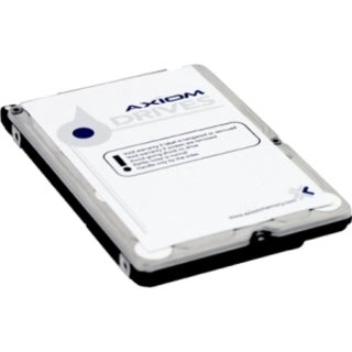 "Axiom 500 GB Hard Drive - SATA (SATA/600) - 2.5"" Drive - Internal"