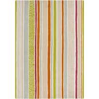 "Hand-Tufted Stripe Wool Area Rug - 3'3"" x 5'3"""