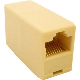Professional Cable RJ45 Coupler Straight Through Female to Female