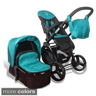 Elle Baby Travel System Deluxe|https://ak1.ostkcdn.com/images/products/9976702/P17128712.jpg?impolicy=medium