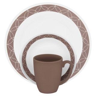 Corelle Livingware 16-piece Set Sand Sketch