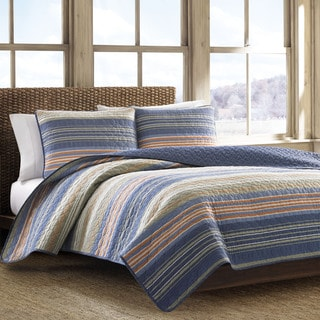 Link to Eddie Bauer Yakima Valley Reversible Cotton 3-piece Quilt Set Similar Items in Quilts & Coverlets