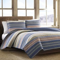 Eddie Bauer Yakima Valley Reversible Cotton 3-piece Quilt Set