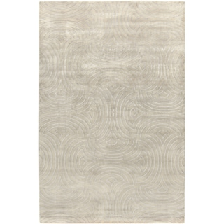Hand-Knotted Rhonda Indoor Rug (9' x 13')