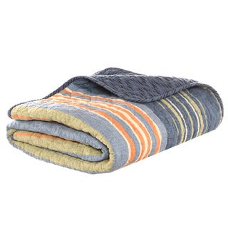 Eddie Bauer Yakima Valley Quilted Cotton Throw