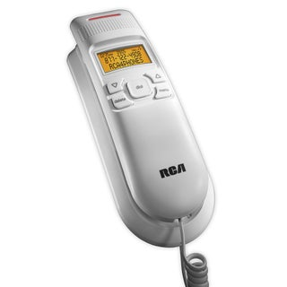 RCA 1122 Amplified Slim-Line Corded Phone with CID