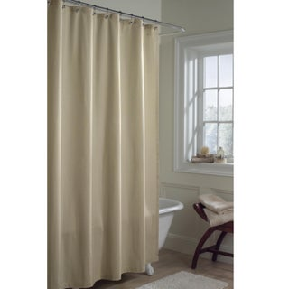 Maytex Fabric Shower Curtain Liner - 70x71 inches