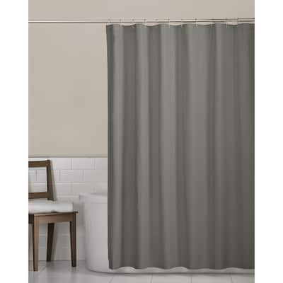 Maytex Norwich Fabric Shower Curtain Liner - 70x72 inches - 70x72 inches