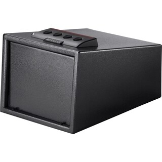 Barska AX12432 Steel Electric Keypad Portable Front Open Safe
