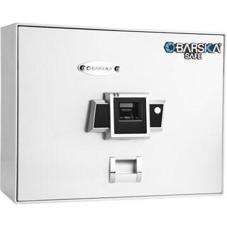 Barska AX12402 Steel Top Opening Biometric Safe