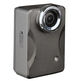 Black Sport Cam (with mounting accessory)