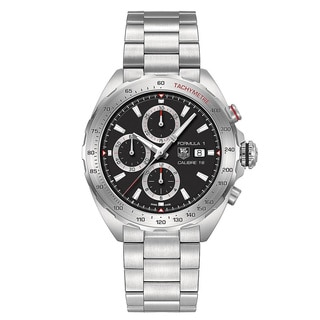 Tag Heuer Men's CAZ2010.BA0876 'Formula 1 Calibre 16' Stainless Steel