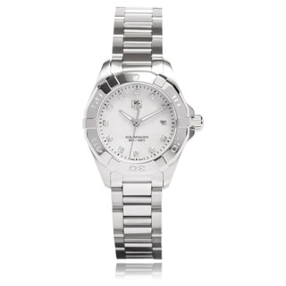 Tag Heuer Women's WAY1413.BA0920 'Aquaracer' Stainless Steel Watch