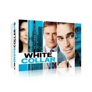 White Collar: The Con-plete Collection (DVD)