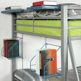 Furniture of America Athlete's Silver Metal Full/ Full Bunk Bed