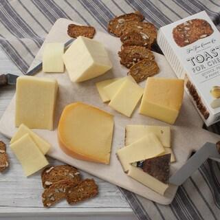 igourmet European Farmhouse Cheese Collection