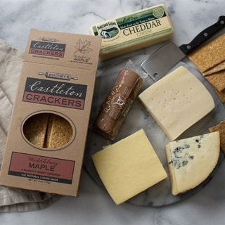 igourmet New England Farmhouse Cheese Collection