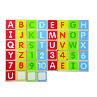 Wonderworld Toys Abc Alphabet Magnet