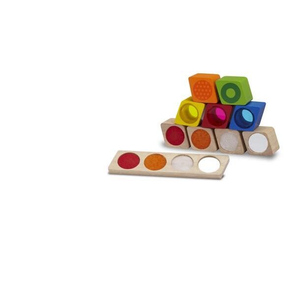 Wonderworld Toys Wonder Sensory Blocks