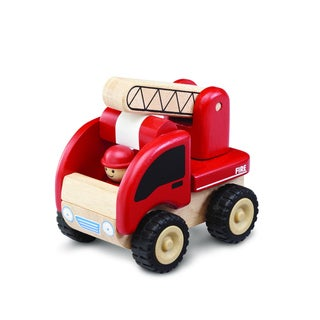 Wonderworld Toys Mini Fire Engine
