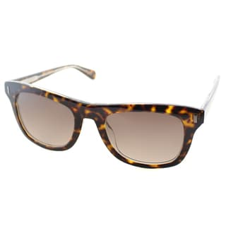 Marc by Marc Jacobs Unisex MMJ 432 KRZ Havana on Crystal Plastic Sunglasses