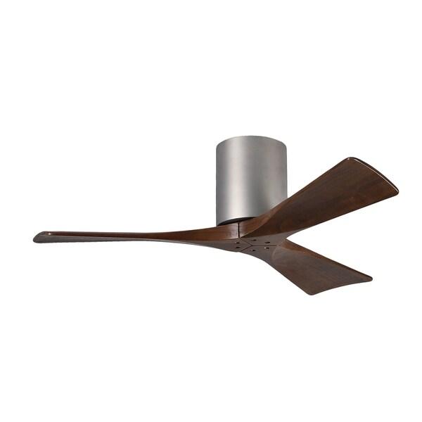 Matthews Fan Company Irene 3 Hugger 42 inch 3-blade Ceiling Fan - Free ...