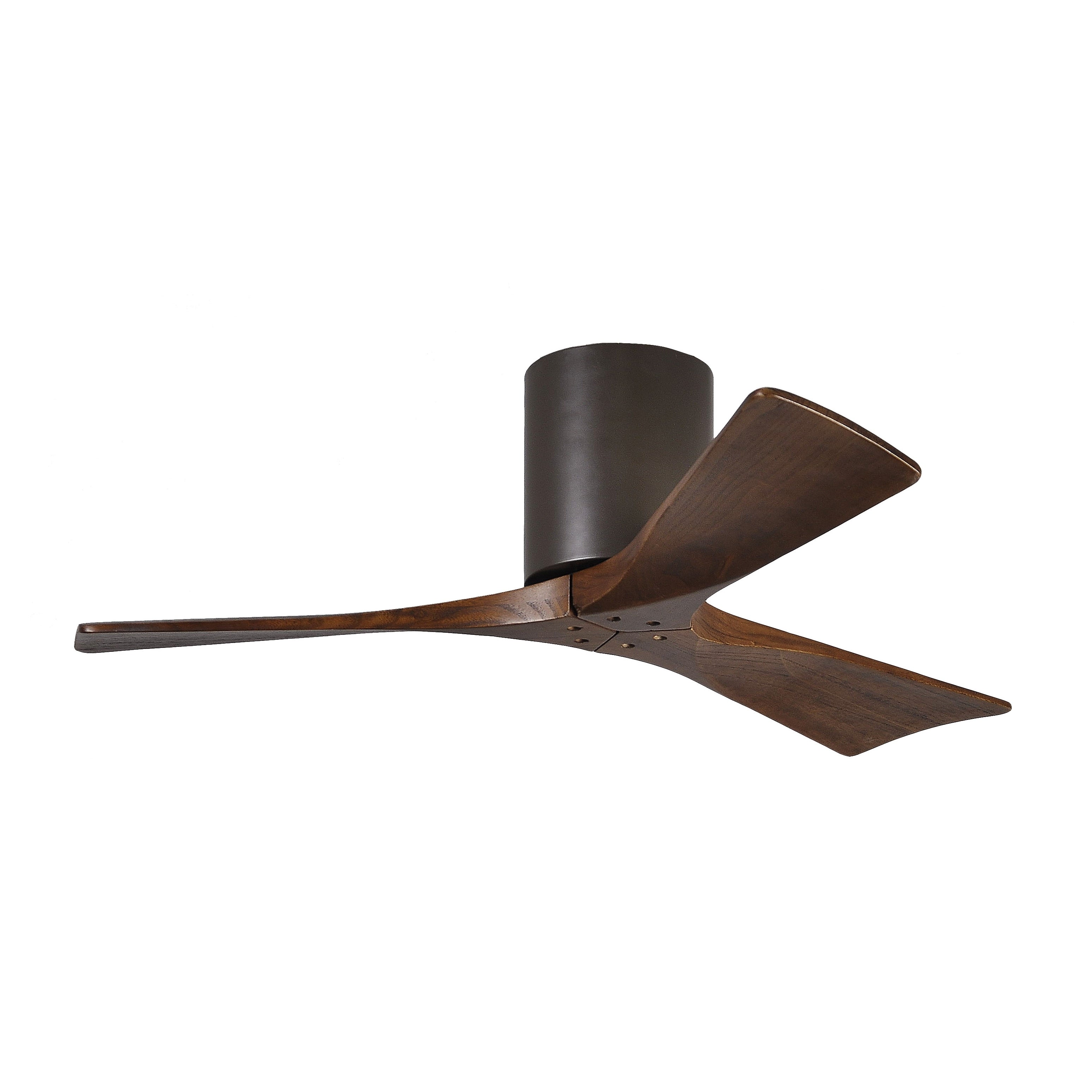 Matthews fan company irene 3 hugger 42 inch 3 blade ceiling fan picture 5 of 8 aloadofball Image collections