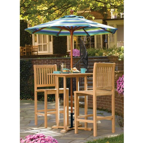 Oxford Garden Sonoma Bar Side Chair