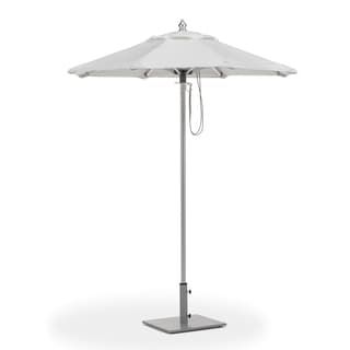 Oxford Garden Octagon 6-foot Sunbrella Market Umbrella Aluminum