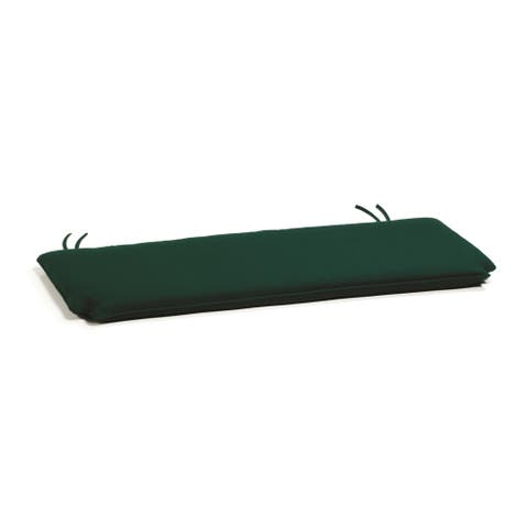 Oxford Garden Sunbrella Cushion for 48-inch Bench