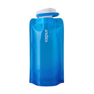 Vapur Shades .5-liter Cyan Blue Water Bottle