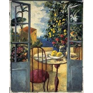 Didier Lourenco Apuntes Del Natural Gallery Wrap Canvas
