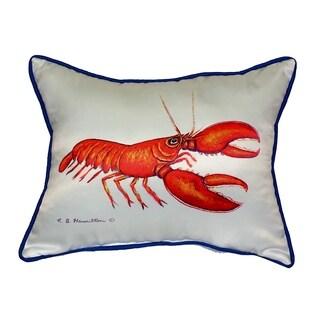 Red Lobster 16x20-inch Indoor/Outdoor Pillow