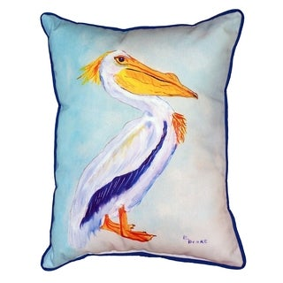 King Pelican 16x20-inch Indoor/Outdoor Pillow