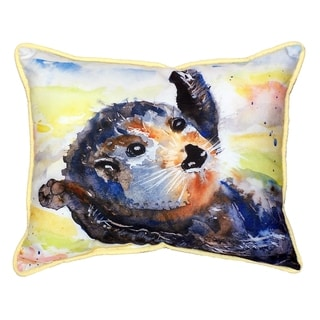 Otter 16x20 inch Indoor/Outdoor Pillow
