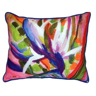 Bird of Paradise 16x20-inch Indoor/Outdoor Pillow
