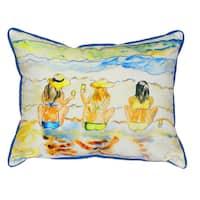 Bottoms Up 16x20-inch Indoor/Outdoor Pillow