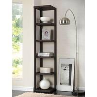 Mileta Cappuccino Bookshelf