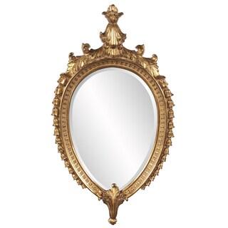 Regal Mirror - Brown