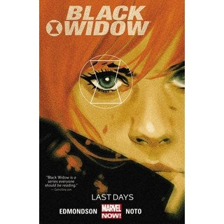Black Widow 3: Last Days (Paperback)