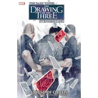 Dark Tower The Drawing of the Three: House of Cards (Paperback)