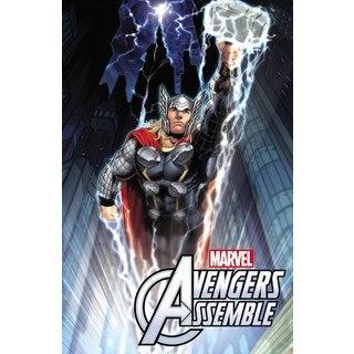 Marvel Avengers Assemble 3 (Paperback)
