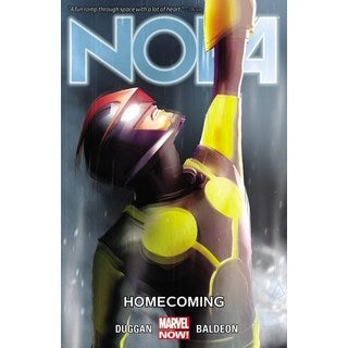 Nova 6: Homecoming (Paperback)