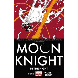 Moon Knight 3: In the Night (Paperback)