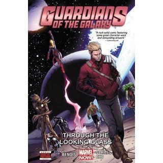 Guardians of the Galaxy 5: Through the Looking Glass (Hardcover)