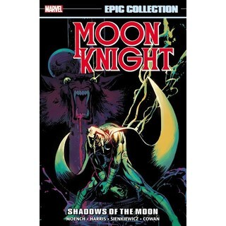 Epic Collection Moon Knight: Shadows of the Moon (Paperback)