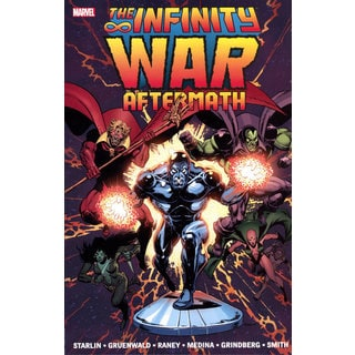 The Infinity War: Aftermath (Paperback)