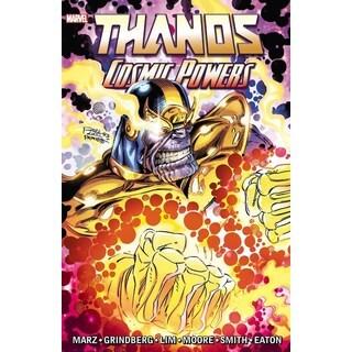Thanos Cosmic Powers (Paperback)